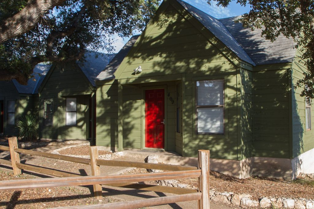 Cottage at the John Newcombe Tennis Ranch